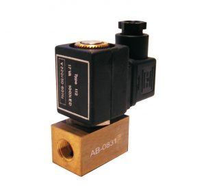 Direct Acting Solenoid Valves – AB Series