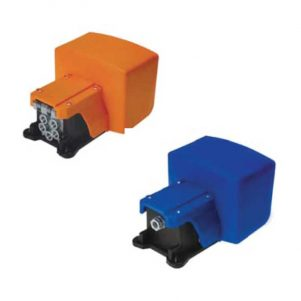 Pneumatic and Electric Foot Valve – AM Series